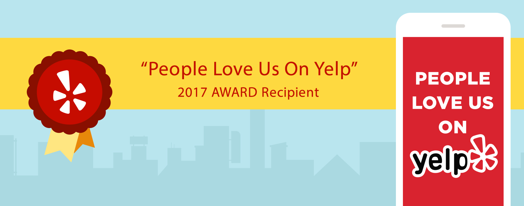 Yelp Award for Napa Electrician MEL Electric