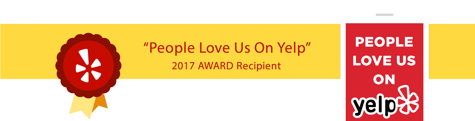 Yelp 2017 Award for Napa Electrician MEL Electric Inc